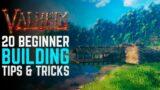 VALHEIM building tips & tricks | gameplay 2021