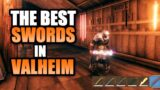 Valheim All Of The BEST Swords – Testing In Combat, How To Craft And The Max Level Stats