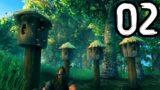 Valheim Gameplay Walkthrough Part 2 – Honey for days!
