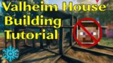 Valheim House Building Tutorial