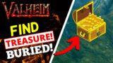 Valheim – How To Find Buried Treasure!