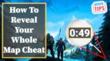 Valheim – How To Reveal Your Whole Map Cheat