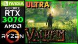 Valheim RTX 3070 ULTRA Settings 1440P Performance (Valheim PC Gameplay Highest Settings)