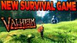 Valheim! Viking Survival Game with a Retro Twist?!