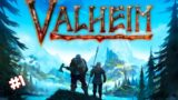 WELCOME TO VALHEIM   MULTIPLAYER with Blited!   #1