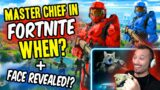 WHEN Master Chief Halo Infinite Fortnite Skin Available? Master Chief Face REVEALED?