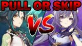 WHO SHOULD YOU PULL XIAO OR KEQING | GENSHIN IMPACT [POST BANNER ANALYSIS]