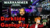 Warhammer 40,000: Darktide – Official Gameplay Trailer Reaction
