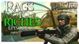 We face off with some RAIDERS | Escape From Tarkov: Rags to Riches [S4Ep13]