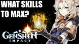 Which Skills Deserve Your Crowns? (Genshin Impact)