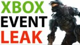 Xbox EVENT LEAKED | NEW Xbox Series X Games COMING | XCloud & Game Pass REVEALS | Xbox News
