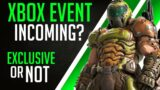 Xbox Event Rumored For Bethesda | Xbox Series X Exclusive Or Not?