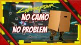 cyberpunk 2077 best way to be stealthy – make your own optical camo