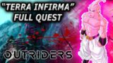 """""""Terra Infirma"""" FULL Side Quest  Outriders Demo  Outriders Technomancher"""