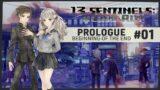 #01 Juro Kurabe & Iori Fuyusaka Prologues   13 Sentinels: Aegis Rim   PS5 4K [INTENSE DIFFICULTY]