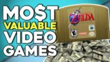 10 Most Valuable Video Games You Might Already Own   Button Mash