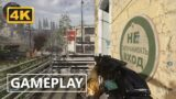 Call of Duty Modern Warfare Xbox Series X Gameplay 4K