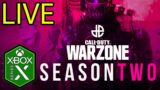 Call of Duty Warzone Xbox Series X Gameplay Battle Royale Multiplayer [Season Two]