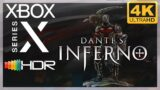 [4K/HDR] Dante's Inferno / Xbox Series X Gameplay