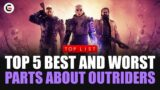 5 Best and Worst Things About Outriders You Need to Know   Gaming Instincts
