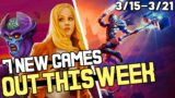 7 NEW Games Out THIS WEEK – New RPG, PS5 Upgrade + More! (New Games for PS4/PS5/SWITCH/XBOX/PC 2021)