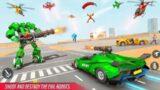 Army bus robot transform battle || video game || [#Statey-_-gaming#]