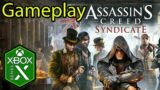 Assassins Creed Syndicate Xbox Series X Gameplay