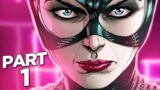 BATMAN RETURN TO ARKHAM (Arkham City) PS5 Walkthrough Gameplay Part 3 – PENGUIN (PlayStation 5)