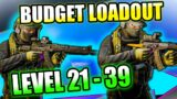 BEST Budget Loadouts in Escape From Tarkov from Level 21 – 39 (Must Watch 2021)