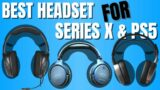 BEST GAMING HEADSETS FOR PS5 & XBOX SERIES X + S