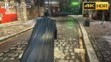 Batman: Arkham City Remastered (PS5) 4K 60FPS HDR Gameplay