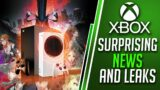 Big Xbox Series X UPDATE   SURPRISING Xbox Game Leaks, News & Rumors   Xbox Game Pass + Fan Event
