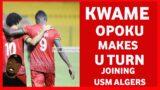 Breaking News: Kwame Opoku leaving Kotoko after King Faisal game