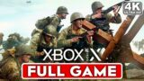 CALL OF DUTY WORLD AT WAR XBOX SERIES X Gameplay Walkthrough Part 1 Campaign FULL GAME – 4K 60FPS
