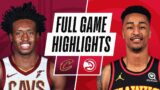 CAVALIERS at HAWKS | FULL GAME HIGHLIGHTS | March 14, 2021