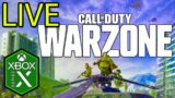 Call of Duty Warzone Gameplay [Xbox Series X] Battle Royale Multiplayer + Quads