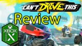 Can't Drive This Xbox Series X Gameplay Review