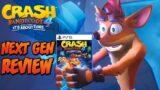 Crash Bandicoot 4 It's About Time – NEXT GEN REVIEW! (PS5 / XBOX SERIES X REVIEW!)
