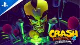 Crash Bandicoot 4: It's About Time – PlayStation 5 Features Trailer | PS5
