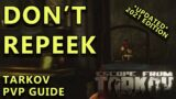 Crosshair placement and Repeeking – Escape From Tarkov PVP guide