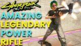 Cyberpunk 2077 – How To Get Amazing Legendary Rifle The NOWAKI! (Location & Guide)