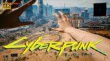 Cyberpunk 2077 – Motorcycle Jump Fails [ 4k 60fps ]