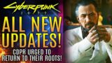 Cyberpunk 2077 – New Updates! Manager Urges CDPR To Return To Roots! God of War Ragnarok PS5 Updates