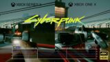 Cyberpunk 2077 Patch 1.1.1 Xbox One X vs Xbox Series X Graphics and FPS Comparison