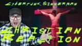 Cyberpunk 2077 SINNERMAN: A Christian Walkthrough & [Shocked] Reaction   What the Heaven