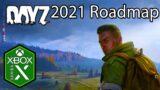 DayZ Xbox Series X Gameplay 2021 Updates Roadmap Revealed