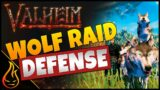 Do Wolves Work As A Base Defense In Valheim