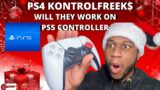 Does PS4 KontrolFreeks work with PS5 controller   CRAYTON TV