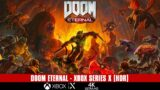 Doom Eternal | Xbox Series X | HDR
