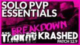 Escape From Tarkov – SOLO PVP GUIDE: FUNDAMENTALS / BREAKDOWN SERIES SE02E01 – KRASHED
